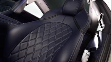 Ferrari GTC4 Lusso T - seat detail