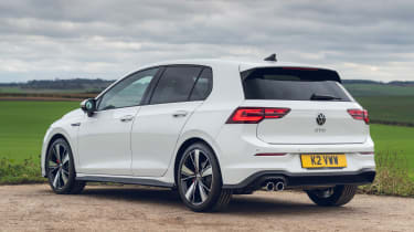Volkswagen Golf GTD - rear static