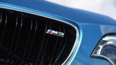 BMW M2 group - M2 badge