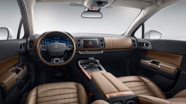 Citroen C6 2016 - interior