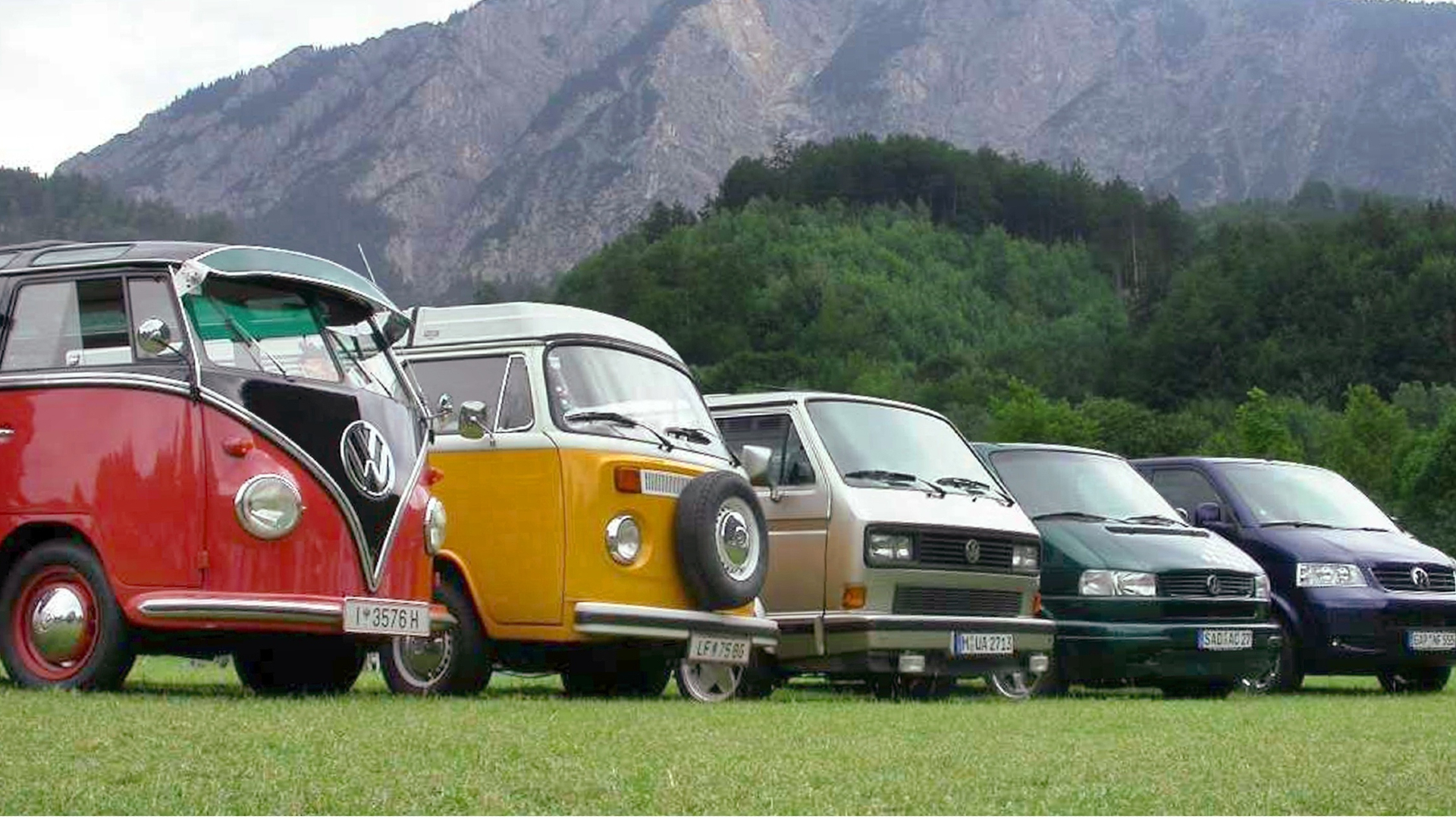 The changing face of an iconic Volkswagen van | Auto Express