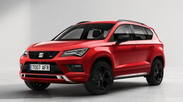 SEAT Ateca FR Black Edition