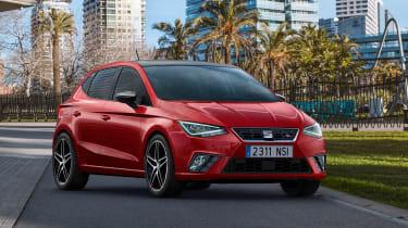New SEAT Ibiza - front static