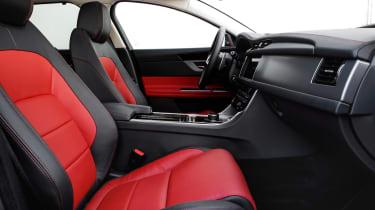 Jaguar XF Sportbrake 2.0 petrol R Sport seats