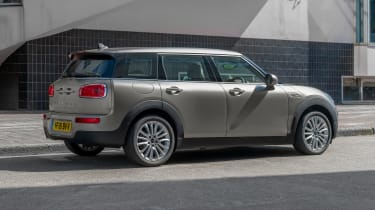 MINI Clubman City - rear