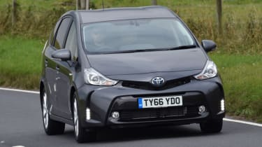 A to Z guide to electric cars - Toyota Prius+