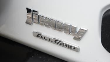 Suzuki Jimny Commercial - badge