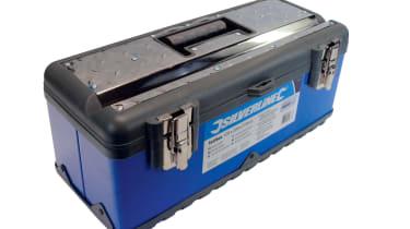 Silverline Toolbox 386076