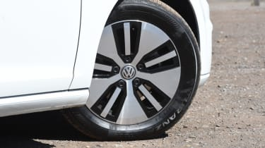 Long-term test - VW e-golf - wheel