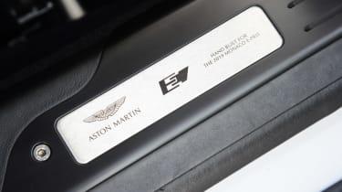 Aston Martin Rapide E - sill