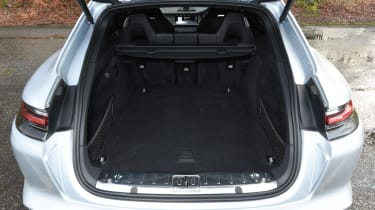Porsche Panamera Sport Turismo boot