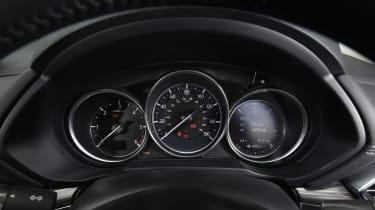 Mazda CX-5 vs Skoda Kodiaq vs VW Tiguan - Mazda CX-5 dashboard
