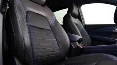 Nissan Qashqai - seats