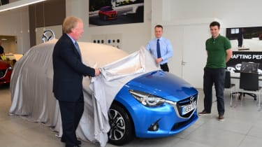 Mazda 2 Sport Nav long term test - covers