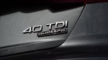 Audi A4 - badge