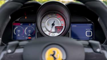 Ferrari Portofino M - dials