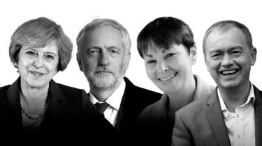 2017 General Election - header