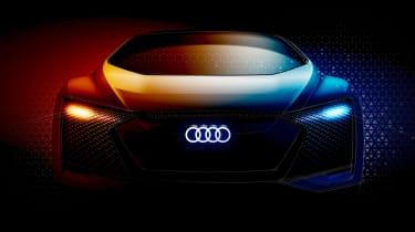 Audi Aicon concept - teaser