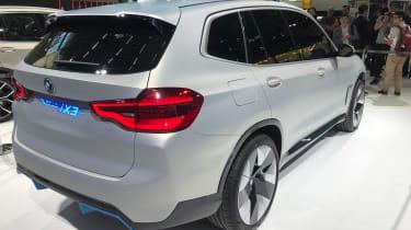 BMW iX3 - Beijing rear