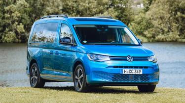 Volkswagen Caddy California MPV - front