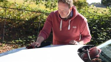 SEAT Tarraco long-termer - final report cleaning