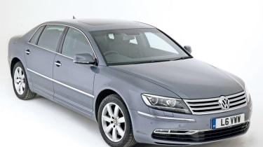 Used Volkswagen Phaeton front