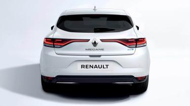 Renault Megane PHEV - full rear