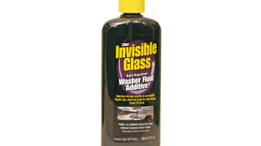 Stoner Invisible Glass Rain Repellent Washer Fluid Additive