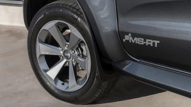 Ford Ranger MS-RT - wheel