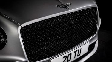 Bentley Continental GT Speed - grille