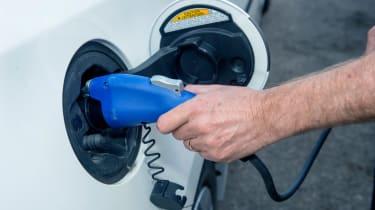 Living with an EV - Toyota Prius plug
