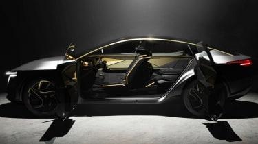 Nissan IM concept - doors open