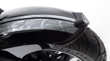 Triumph Rocket III - Limited Edition Rocket X - wheel arch