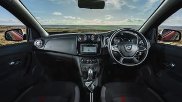 Dacia Sandero Techroad - dash