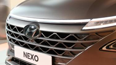 Hyundai NEXO - grille