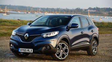 Renault Kadjar front static