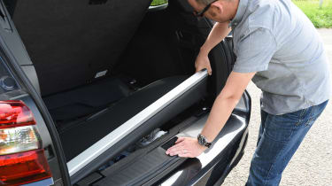 Subaru Outback - long term test final report boot