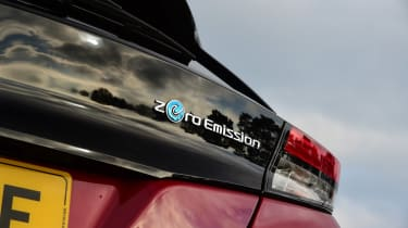 Nissan Leaf - rear light