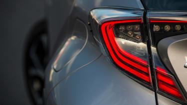 Toyota C-HR petrol -
