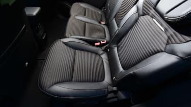 Renault Grand Scenic - seats