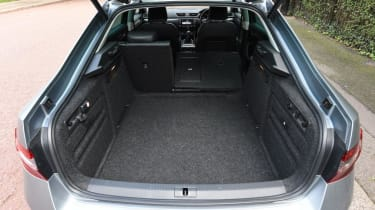 Skoda Superb - boot