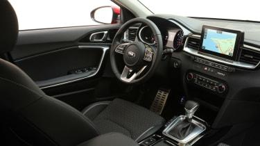 Kia Ceed - interior