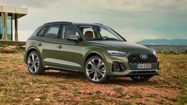 Audi Q5 - sat-nav