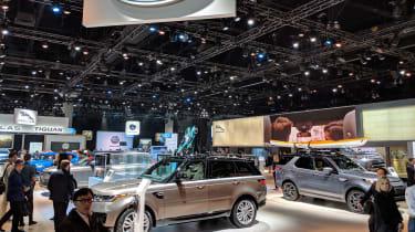 Land Rover - LA Motor Show