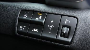 Kia Sportage - controls