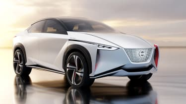 Nissan IMx concept - front