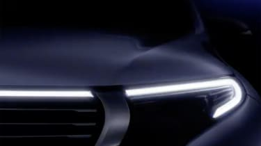 Mercedes EQ C teaser 1