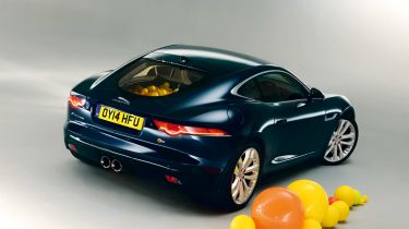 Jaguar F-Type Coupe - best coupe