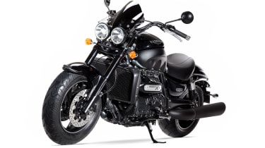 Triumph Rocket III - Limited Edition Rocket X - front quarter