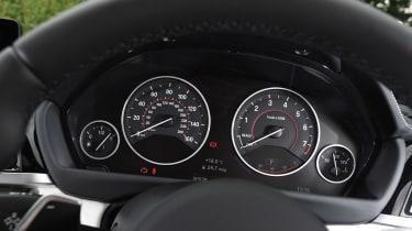 BMW 440i M Sport - gauges
